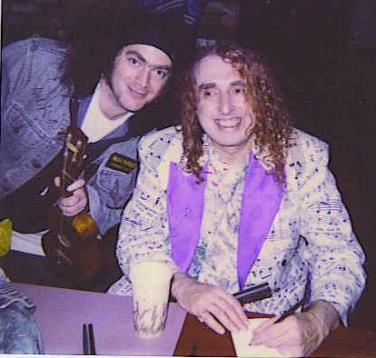 Joe and Tiny Tim